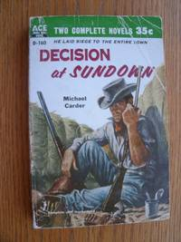 image of Decision at Sundown / Action Along the Humbolt