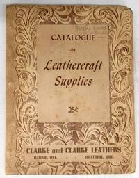 image of Catalogue of Leathercraft Supplies
