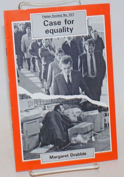 London: Fabian Society, 1988. 8p., 5.5x8.5 inches, stapled pamphlet, pictorial wraps, very good. Fab...