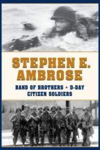 image of Band of Brothers: E Company 506th Regiment 101st Airborne, D-day & Citizen Soldiers Box Set