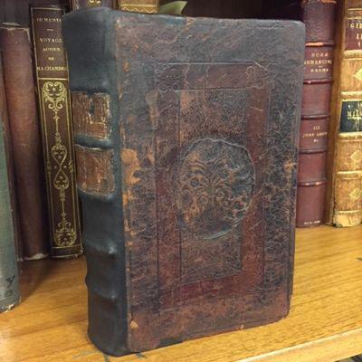 Amsterdam: Au dépens de la Compagnie, 1730. First Amsterdam Edition. Hardcover. Octavo, , 204, , 19...