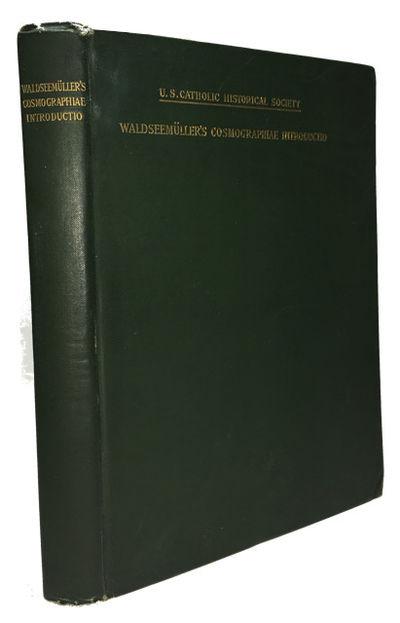 New York: United States Catholic Historical Society, 1907. Hardcover. Very Good. 4 folding maps (inc...