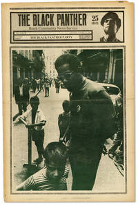 The Black Panther: Black Community News Service - Vol.III, No.26 (October 18, 1969)