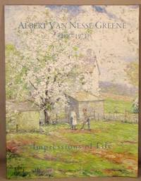 image of Albert Van Nesse Greene (1887-1971): Impressions of Life; A Collection of Artwork.