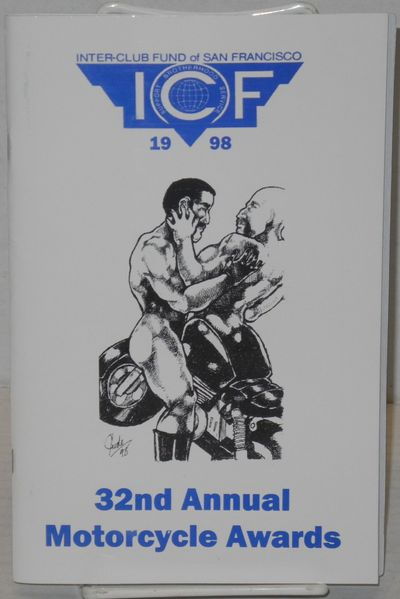 San Francisco: ICF - SF, 1998. 5.5x8.5 inches, ads, program for the event, upcoming events, very goo...