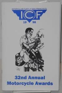 The 32th Annual Motorcycle Awards [program] San Francisco, 1998
