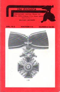 image of Imperial German Militaria & Fire Arms: Auction 114, Vol. 15-2, Closes 3-16-89