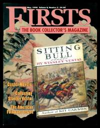 FIRSTS - The Book Collector's Magazine - Volume 8, number 5 - May 1998