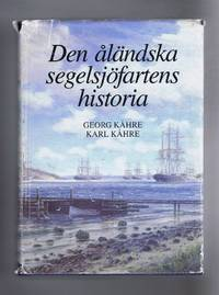 Den alandska segelsjofartens historia (The history of Speed Sailing in the Aland Islands)