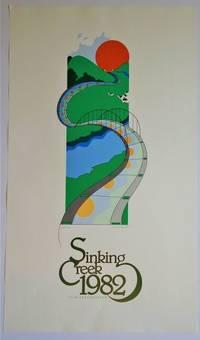 Sinking Creek Film Celebration 1982: Film Festival Poster