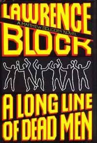 image of A LONG LINE OF DEAD MEN (SIGNED)