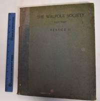20th Annual Volume of the Walpole Society, 1931-1932