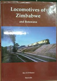 image of Locomotives of Zimbabwe and Botswana