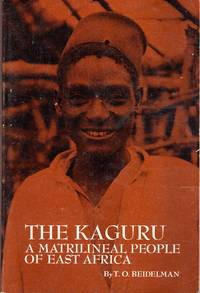 The Kaguru: A Matrilineal People of East Africa (Case Studies in Cultural Anthropology)