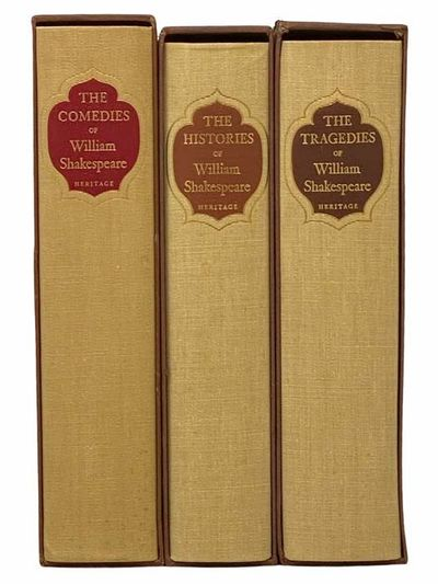 New York: The Heritage Press, 1958. Hard Cover. Very Good/No Jacket. Ardizzone, Edward; Farleigh, Jo...