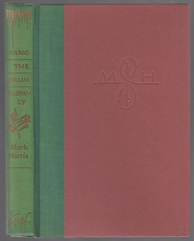 New York: Alfred A. Knopf, 1956. Hardcover. Fine. First edition. Tiny owner's name front fly else fi...