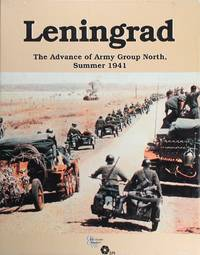 image of Leningrad: The Advance of Army Group North, Summer 1941