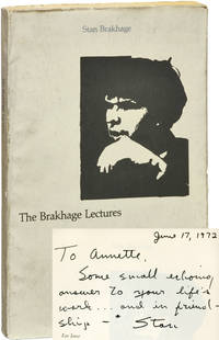 The Brakhage Lectures: George Melies, David Wark Griffith, Carl Theodore Dreyer, Sergei Eisenstein (First Edition, inscribed in the year of publication)