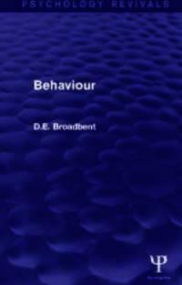 image of Behaviour (Psychology Revivals)