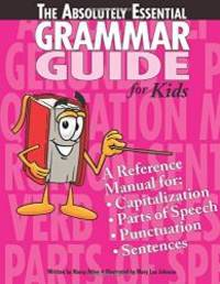 image of The Absolutely Essential Grammar Guide (Absolutely Essential Guides)