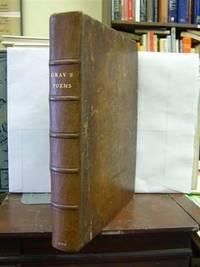 York: A.Ward, 1775. Original calf binding gilt with dentelles, expertly rebacked. Some pasteaction o...