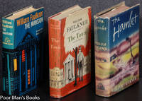 Faulkner's Snopes Trilogy: Hamlet, Town, Mansion. [ct Firsts In Djs] by  William Faulkner - First Edition; First Printing - 1940, 1957, 1959 - from poor mans books and Biblio.com