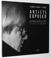 Sebastiano Piras: Artists Exposed