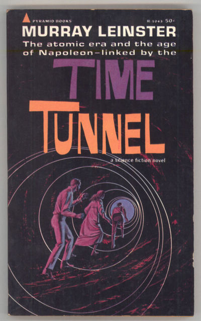 New York: Pyramid Books, 1964. Small octavo, pictorial wrappers. First edition. Pyramid Books R-1043...