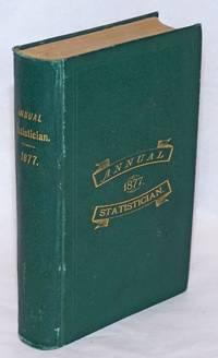 Annual Statistician 1877