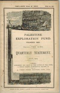 Quarterly Statement. July 1914.