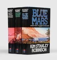 image of Red Mars; Green Mars; Blue Mars.