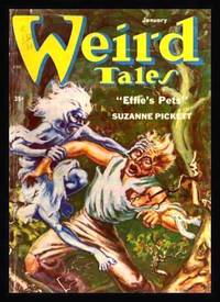 image of WEIRD TALES - Volume 45, number 6 - January 1954