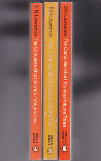 The Complete Short Stories, Volume One, Two, Three