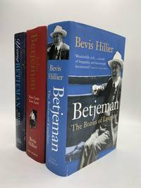 YOUNG BETJEMAN; BETJEMAN: New Fame, New Love; and BETJEMAN: The Bonus of Laughter