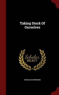Taking Stock of Ourselves