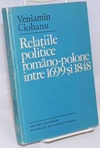 image of Relatiile Politice Romano-Polone Intre 1699 si 1848