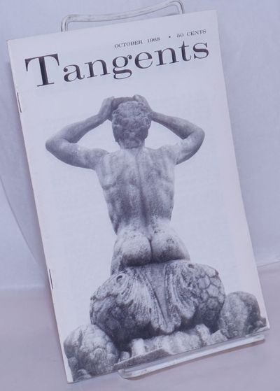 Hollywood: The Tangents Group, 1968. Magazine. 32p., including covers, 5.5x8.5 inches, story, articl...
