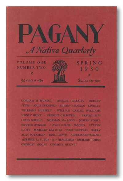 Boston & Redding, 1933. Volume one number one through volume three, number four. Twelve issues. Prin...