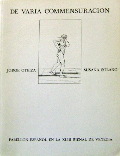Venecia: Biennale di Venecia, 1988. First edition. Paperback. Fine. First edition. Quarto. 79 pp. Te...