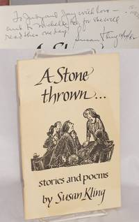 A stone thrown... stories and poems