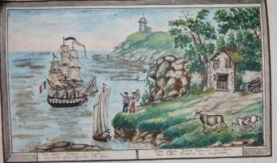 1837. Full Morocco. Very Good. Eleven exquisite, highly detailed watercolors of battle scenes, lands...