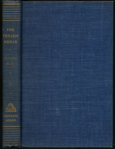 New York: Random House, 1941. Hardcover. Near Fine. First edition. Slight bumps to the head and tail...