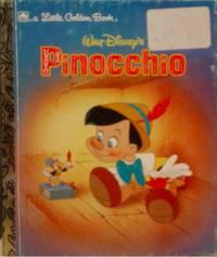 A LITTLE Golden Book WALT DISNEY\'S Pinocchio