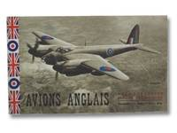 image of Avions Anglais: Photographies Fiches Techniques