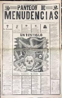 Panteon De Menudencias - Tomo I, Num. 8, Mexico, Noviembre 2 De 1919