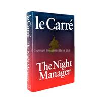 The Night Manager Signed John le Carré