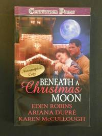 Beneath a Christmas Moon - SIGNED (paranormal romance)