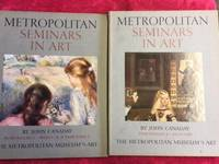 Metropolitan Seminars In Art (Twelve Volume Set & Three Volume Set)