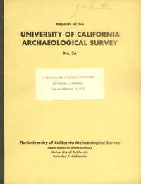 image of A Bibliography of Nevada Archaeology (Reports of the University of California Archaeological Survey No. 36)