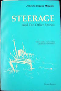 image of Steerage and ten other stories / José Rodrigues Miguéis ; with an afterword by Gerald M. Moser